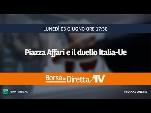 f4a44bb94d Borsa in diretta Archivi - FinanzaOnline