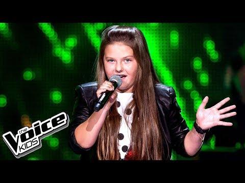 Natalia Tylek - 'Znak' - Przesłuchania w ciemno -The Voice Kids 2 Poland
