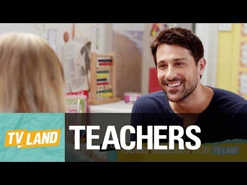 Parent-Teacher Conference | Hot DILF | Teachers on TV Land