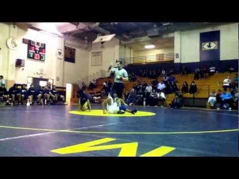 wrestling against south el monte high school