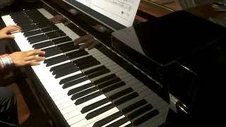 平成30年5月20日録画 使用楽譜:ぷりんと楽譜 中級 使用ピアノ:YAMAHA S6.