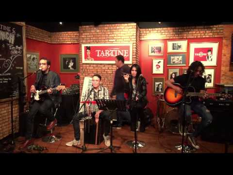 Radiohead - High & Dry - Cover by : X-CODE Band, January 24, 2014