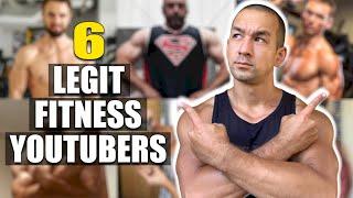 6 LEGIT Fitness YoขTubers I Recommend (NO B.S INFO!)
