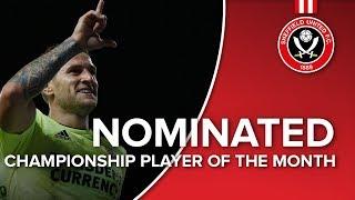 Billy Sharp nominated