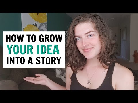 How to Develop Your Story Idea Into an Entire Novel