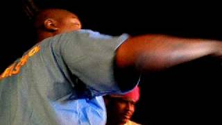 Jadakiss - Mighty D-Block @ Rock The Block, Southpaw, NYC, 8/6/09.