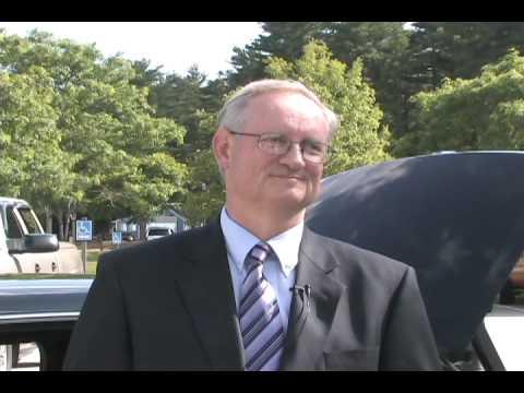 Duncan Gillies, chauffeur for Worcester Airport Limousine - Part 2