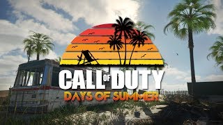 "Official Call of Duty® ""Days of Summer"" Trailer"