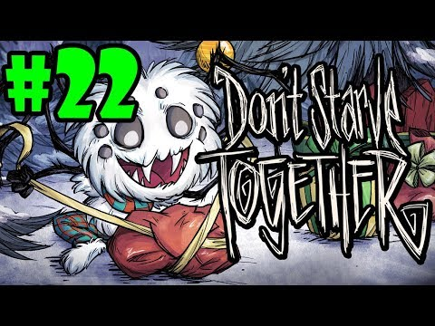 "(Day 800-808) - Don't Starve Together - WINTER""S FEAST (w Subs) - Part 22"