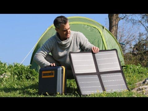 KaliPAK™ - 5 Stars Reviews Portable Solar Energy Generator