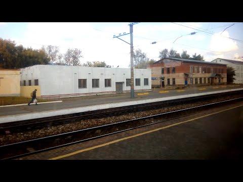 Отправление со станции Сарапул. Бешеная электричка.