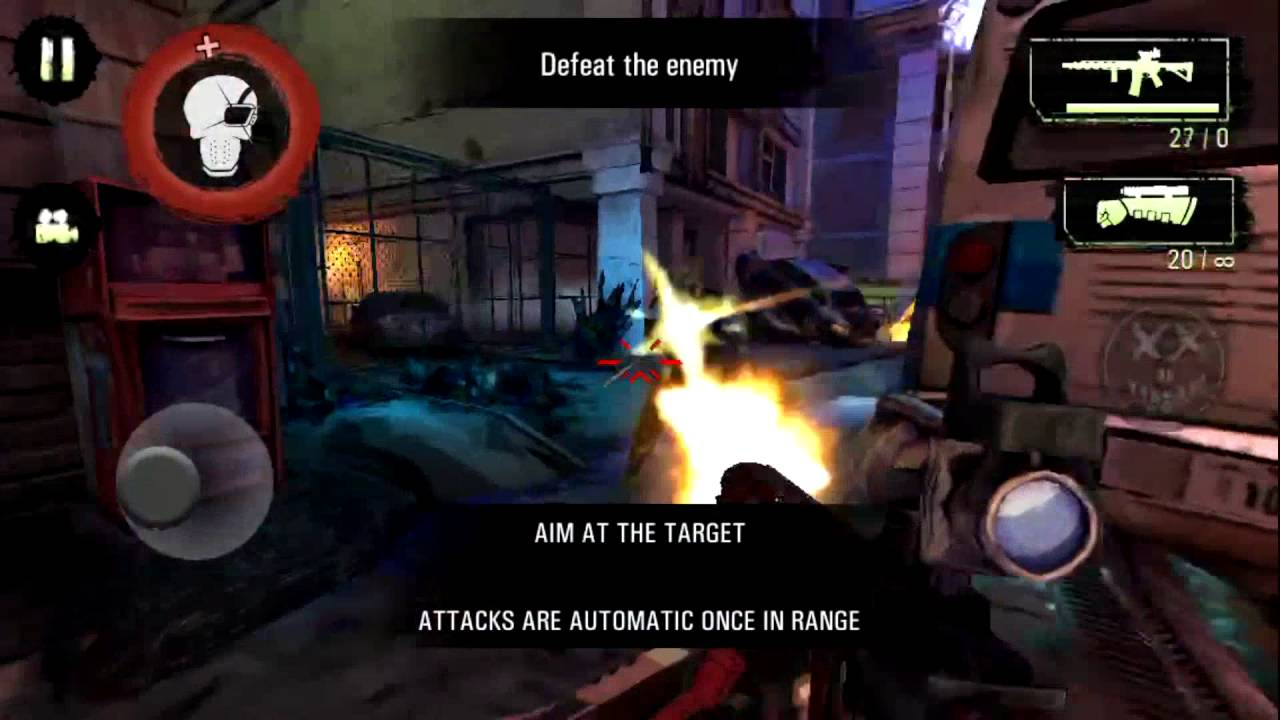 Download Suicide Squard. iOS Gameplay.