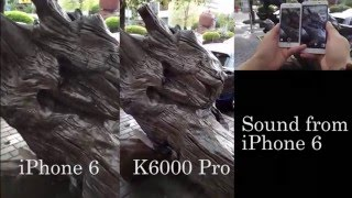 oukitel K6000 Pro Camera Test
