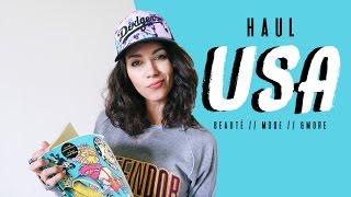 HAUL   🇺🇸 USA 🇺🇸    beauté / mode / & more...