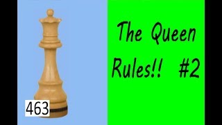 The Queen Rules! ¦ Brilliant move by Alekhine!