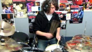 Parkway Drive - Sleepwalker (Drum Cover)