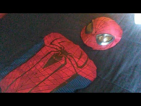 Download The Amazing Spider Man (Deluxe Adult Costume Review) THE AMAZING SPIDER-MAN 1 COSTUME