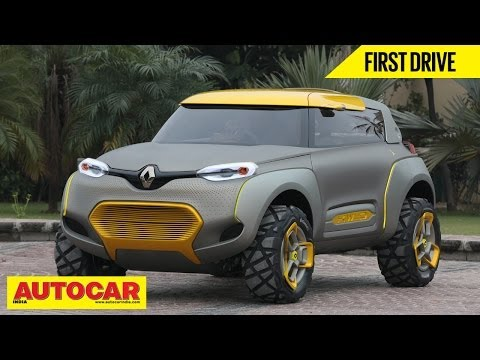 Renault Kwid Concept | First Drive | Autocar India