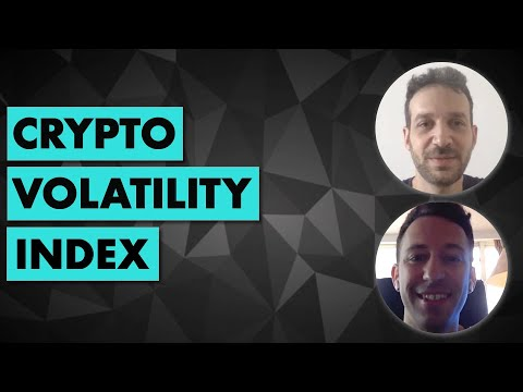 DeFi Derivatives Are About to Explode…. | interview with Yoni Of Crypto Volatility Index