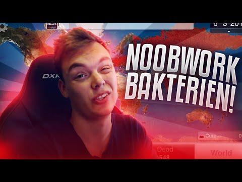NOOBWORK TAR OVER!   Plague Inc   Norsk Mobilspill!