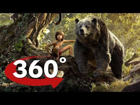 The Jungle Book: King Louie's Lair in 360...