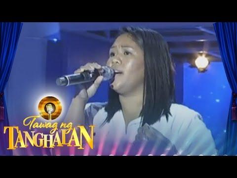 Tawag ng Tanghalan: Leah Congreso | If I Sing You A Love Song