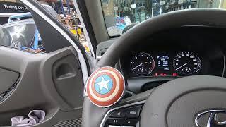 현대자동차 포터2 트럭 차량에 순정형 블루투스 오디오 …
