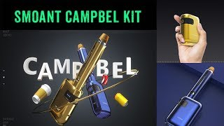 The first kit combines soft drink with vaping into one? New Smoant Campbel Kit丨Vaporl
