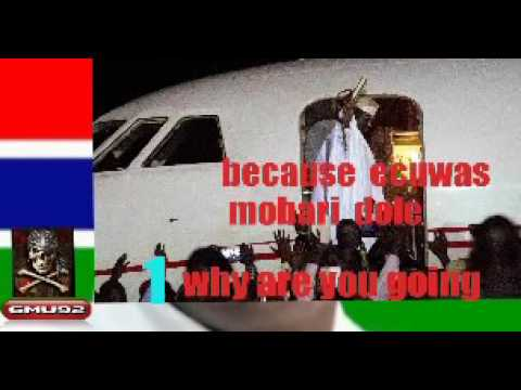Yahya Jammeh first interview after exile (part1)