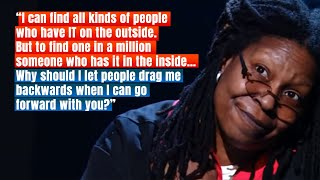 Whoopi - A Lesson for everyone