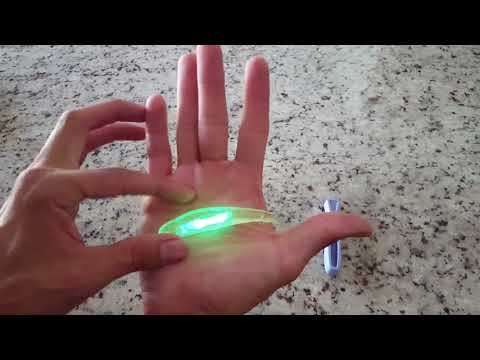 Amazing DIY Fishing Lure That Glows In The Dark!