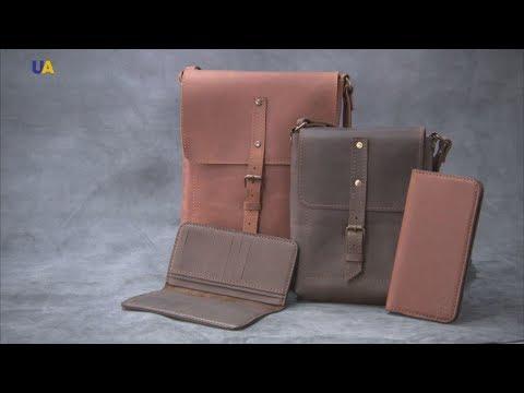 Кошельки и сумки ручной работы от Мирослава Ильницкого | Мастер дела