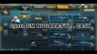 Blood Strike - Conta GM Bugada [FULL CASH]           |           GoLDFPS