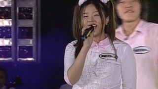 (신지 리즈시절) 코요태 - 순정 라이브 1999年