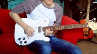 Smashing Pumpkins - Cherub Rock [Guitar Cover]