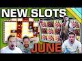 Best New Slots of June 2019