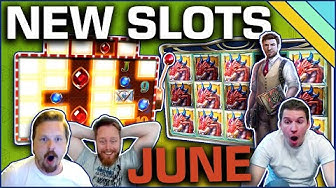 Best New Slots of June 2019