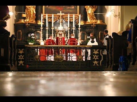 Worship 'Ad Orientem' ~ Bro Andre w/ Dr. Peter Kwasniewski