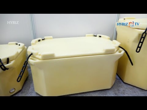 Double Wall Insulated Containers | Seaplast India | AquaEx India