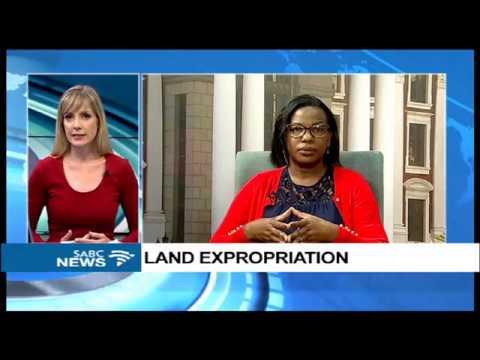 Constitutional Law Expert, Phephelaphi Dube on land expropriation
