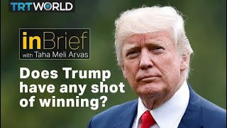 US election 2020: Does Trump have any shot of winning?