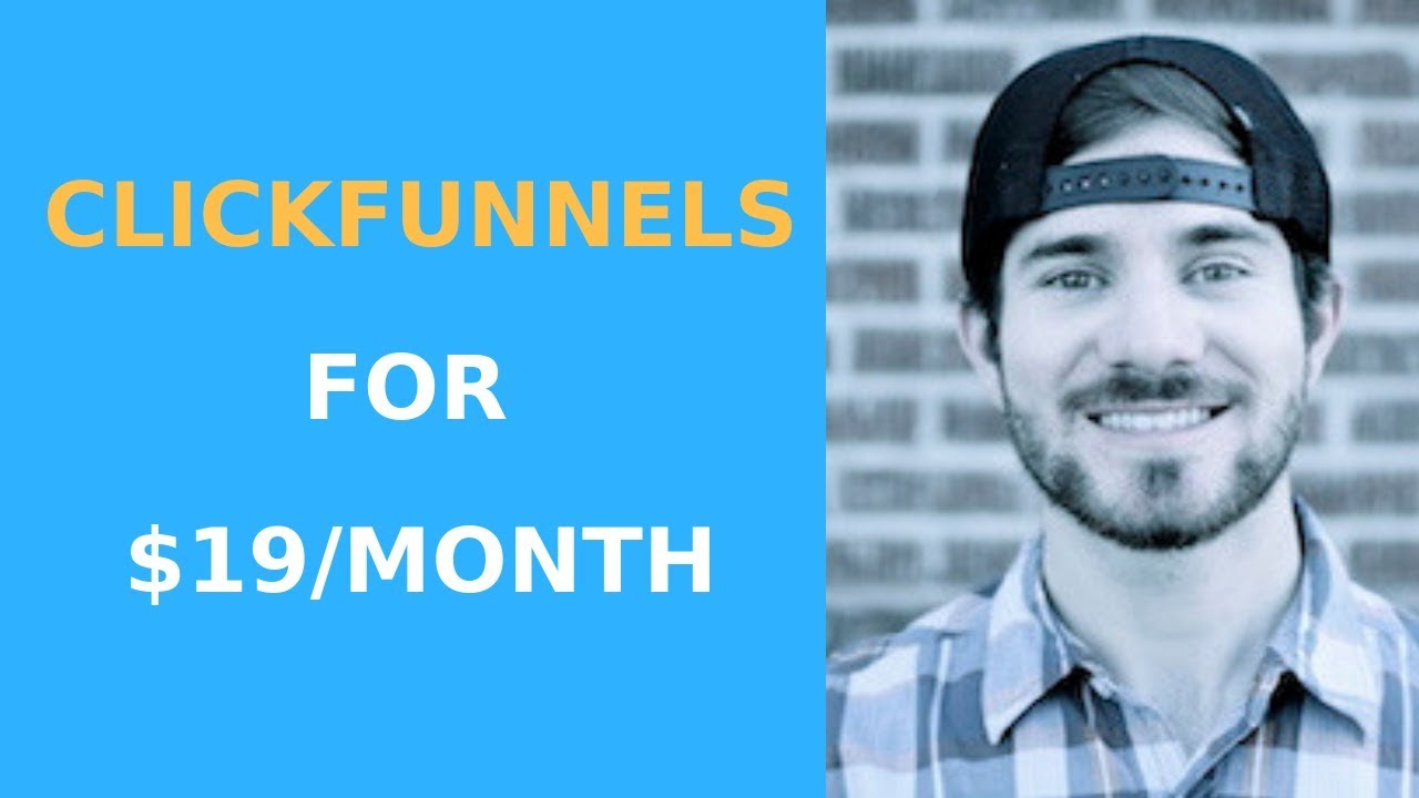 Clickfunnels Pricing & How To Get Clickfunnels For Only $19 per Month
