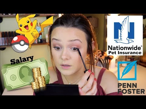 Veterinary Salary, Penn Foster & Pet Insurance | GRWM & FAQ
