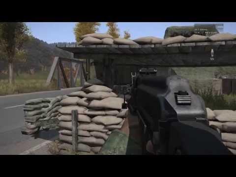 ArmA 3 Русская армия наступает на финские укрепления