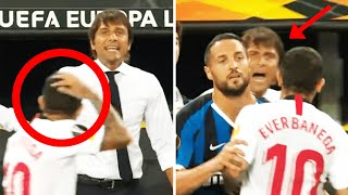 То что сделал Банега в финале ЖУТКО ВЗБЕСИЛО Конте Севилья 3 2 Интер Лига Европы