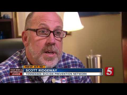 TN Suicide Prevention Experts Warn About New Study