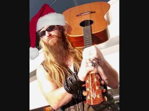 zakk wylde white christmas acoustic