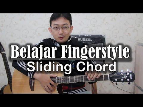 Belajar Gitar Fingerstyle - Sliding Chord