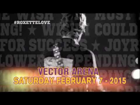 Roxette NZ Concert Trailer