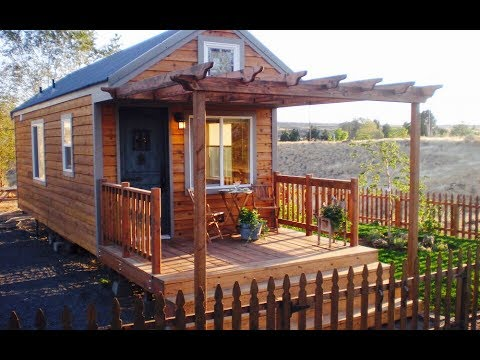 Tour The 10 Wide Tiny House Nostalgia Cottage